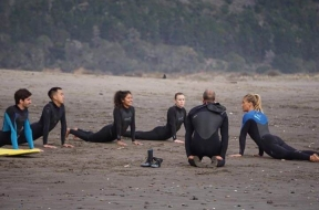 Surf Lessons in Marin