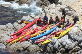 Coastal Sea Kayaking Instructional Series