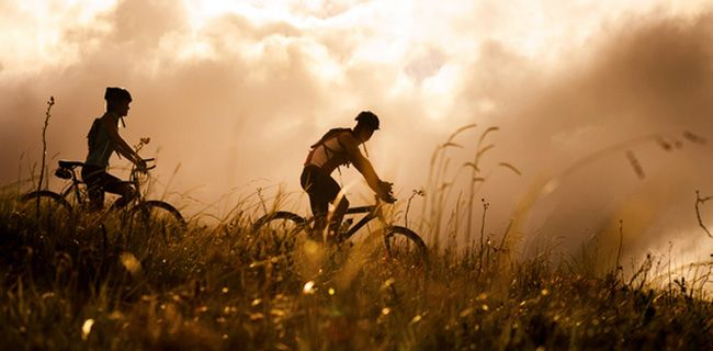 Learn to Ride! Intro to Mountain Biking from Outdoorsie
