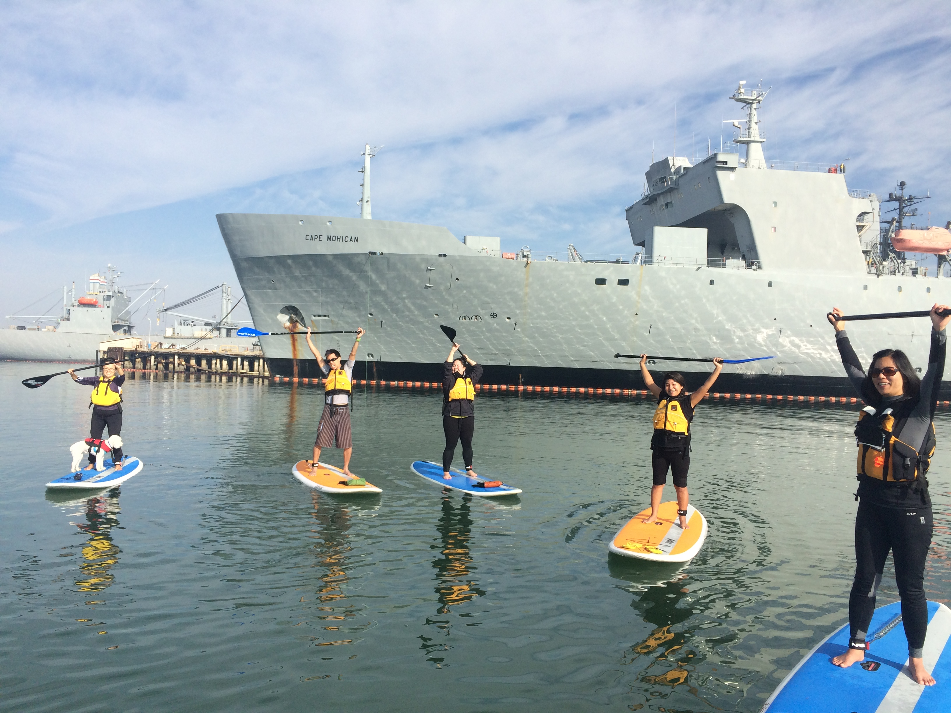 Team Paddle Games & Adventure in Alameda